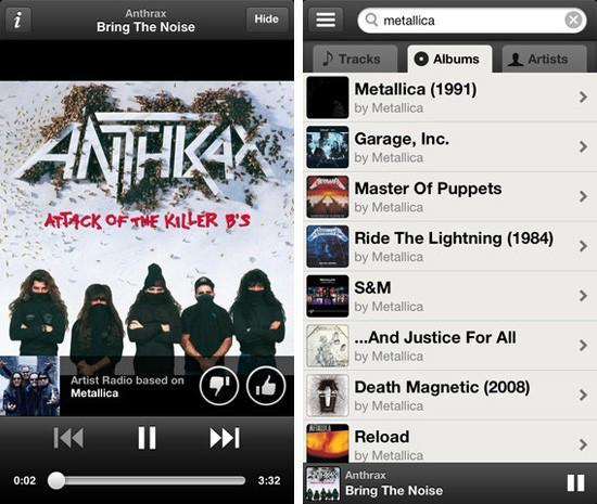 Spotify for iOS gets a much-appreciated interface makeover