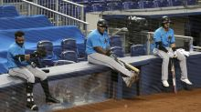 LEADING OFF: Marlins back in action, Ohtani on the shelf