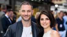 Tom Hardy and Charlotte Riley 'name newborn son after Forrest Gump'