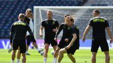Czech coach expects close Scotland game in Euro opener