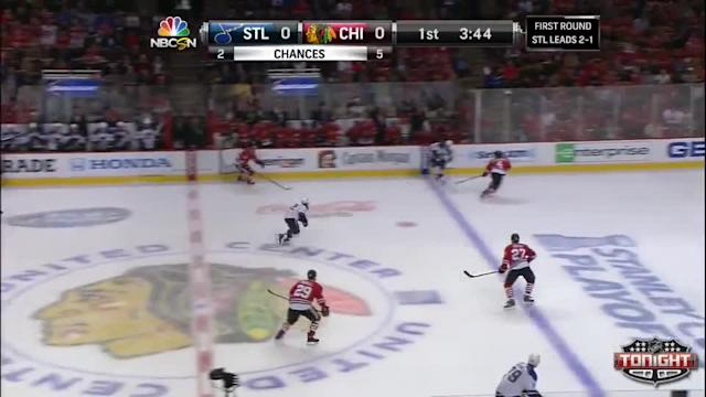 St. Louis Blues at Chicago Blackhawks - 04/23/2014