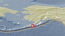 Alaska earthquake: Tsunami warning in US after enormous 7.8 magnitude tremor strikes off coast