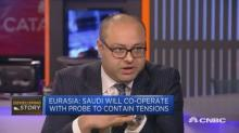 Strategist: It's possible Saudi Arabia could use oil as a...