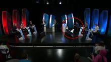 Contestant's astonishing tantrum on TV game show