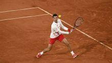 Roland-Garros - Novak Djokovic: «Il n'y a pas de raison de conserver les juges de ligne»