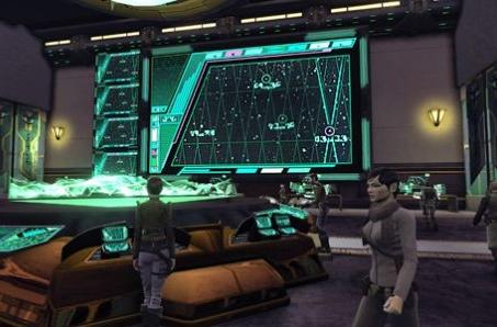 Making friends and recruiting officers in Star Trek Online's expansion