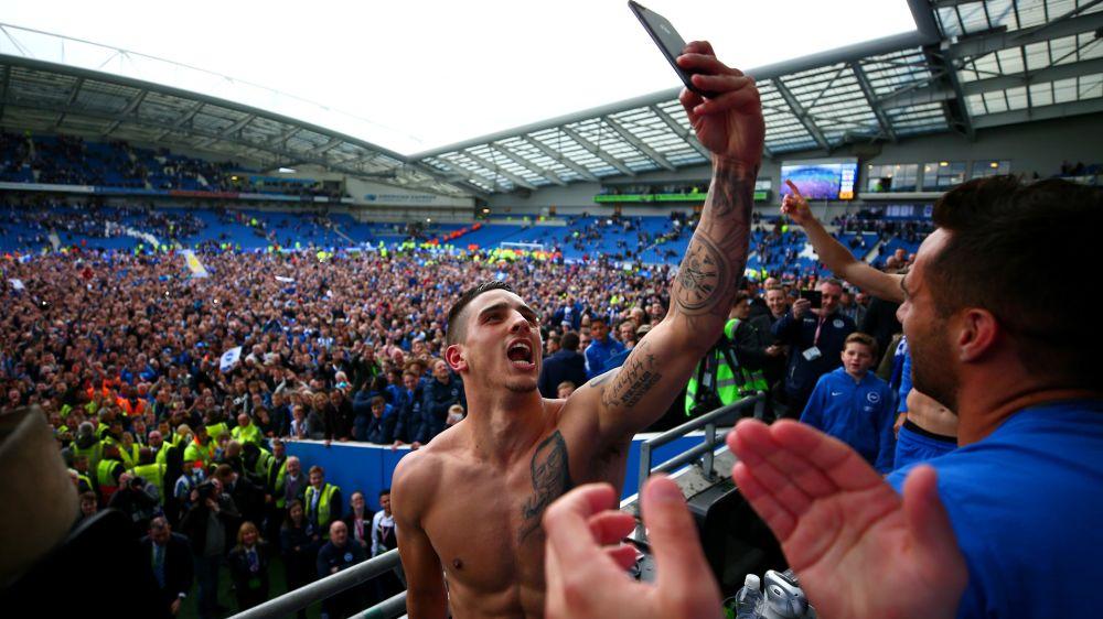 Brighton steht als erster Premier-League-Aufsteiger fest