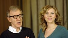 Scarlett Johansson criticised over Woody Allen defence