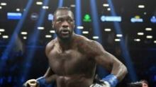 Wilder 'will come to UK' for Joshua clash, insists manager