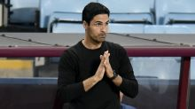 Mikel Arteta: Arsenal must fight for every title and not settle for second best