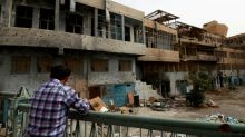 Year after IS lost Syria's Raqa, holdout hospital awaits recovery