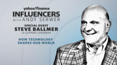 Influencers with Andy Serwer: Steve Ballmer