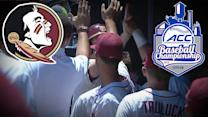 """FSU's Mike Martin After ACC Championship: """"I'd Take Those Guys In Foxhole"""""""