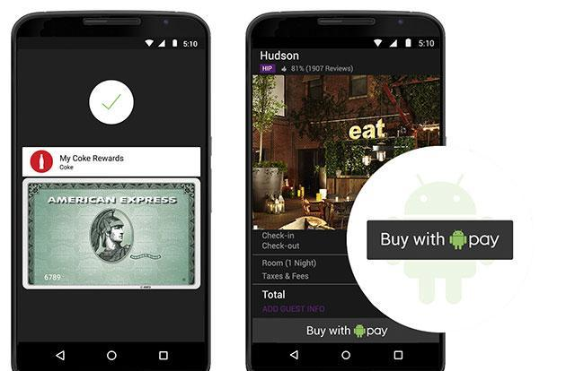 Android Pay will arrive with Android M, handle payments via NFC