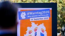 Katastrophenschutz: Warntag in Berlin: App Nina meldet Alarm zu spät