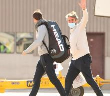 Covid: Australian Open players frustrated by hotel isolation