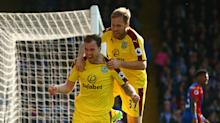 Premier League: Barnes and Gray seal long-awaited first away win for Burnley