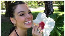 Isis Valverde comemora maturidade em aniversário: 'Não sou mais quem eu era'
