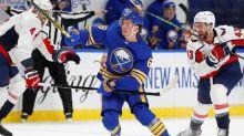 Vanecek makes 30 saves in NHL debut, Capitals sweep Sabres