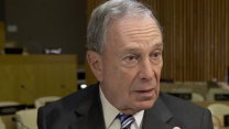 Bloomberg on Income Gap and Minimum Wage