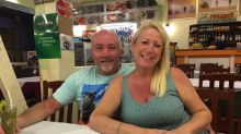 Widow had to watch helplessly as husband was swept out to sea in Sri Lanka