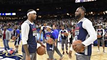 Why Carmelo Anthony's 10th trip to the All-Star Game is kind of 'a downer'
