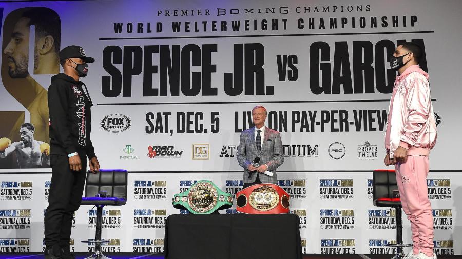 Spence Jr. vs. Garcia: Saturday prediction
