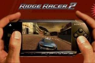 Ridge Racer 2 downloadable demo