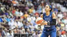 Maya Moore enjoying time away from basketball, focusing on social-justice work