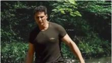 When Akshay Kumar Suffered Bruise While Performing Survival Skill on 'Into the Wild'