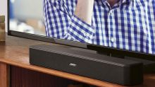 Get Bose sound on a budget with this $199 sound bar
