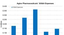 Exploring Agios Pharmaceuticals' Cash Flows