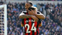 Callum Wilson and Ryan Fraser reunite at Newcastle