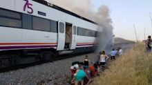 El desastre ferroviario de Extremadura: otro tren descarrila y la región se desespera con los Presupuestos