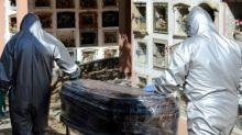 Bolivia anuncia intervención de hospitales y cementerios privados por covid-19