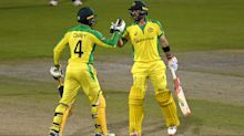 Glenn Maxwell and Alex Carey's mammoth stand guides Australia to ODI series win