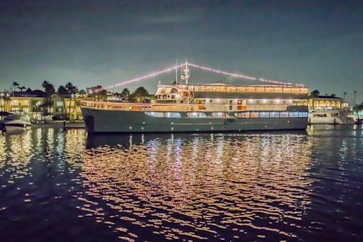Horner Cruises Events Announces A Once In Lifetime Dinner Cruise Newport Beach