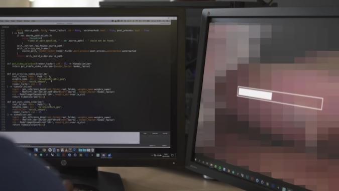 PornHub remastering old erotica