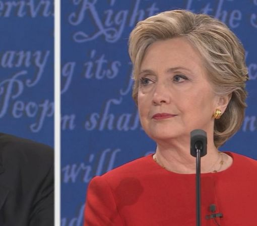 Trump Sniffling during Debate Catches Social Media's Attention