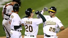 MLB postseason picture: Athletics clinch playoff spot, close in on AL West title