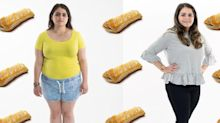 Woman loses a stone eating only Greggs for 30 days
