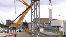 Sogin rimuove un monolite radioattivo in Basilicata