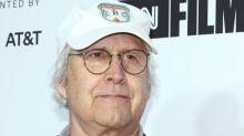 Chevy Chase bashes 'Saturday Night Live,' adds that he's ready to work again