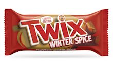Twix launches limited edition Winter Spice bar with a Christmas flavour twist