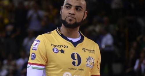 Volley - ITA - Earvin Ngapeth et Modène éliminés en play-offs du Championnat italien