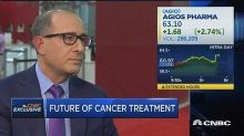 Agios targeting cancer medicines