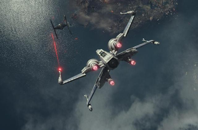 'Star Wars: The Force Awakens' broke several movie records