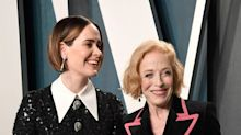 Sarah Paulson Responds to Critics of Her and Holland Taylor's 32-Year Age Gap