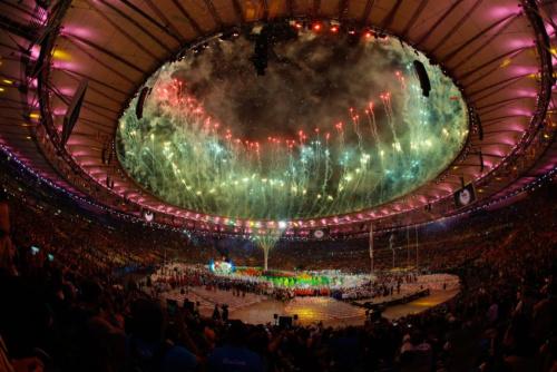 Rio de Janeiro vive uma crise financeira, após o final dos Jogos Olímpicos (AP)