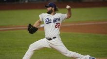 Clayton Kershaw, Dodgers take Game 1 of World Series over Rays
